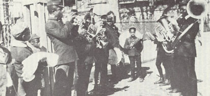 Early Jazz Band